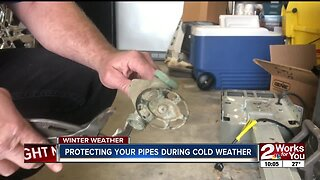 Protecting Your Pipes During Cold Weather