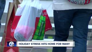 Handling holiday stress - Video