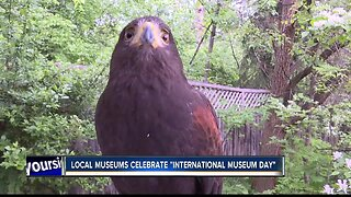 Boise museums celebrate International Museum Day despite rainy weather