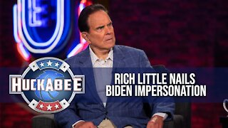 Rich Little Impersonates Reagan, Joe Biden, Mike Lindell & MORE! | Huckabee