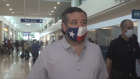 United Airlines investigating Ted Cruz's leaked flight information