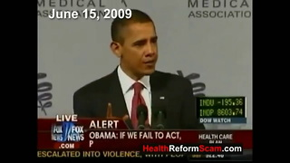 Five Big Lies of ObamaCare - Video