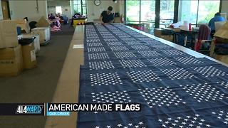 414ward: American made flags - Video