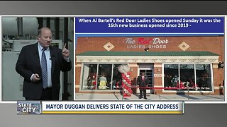Mike Duggan delivers annual State of the City address