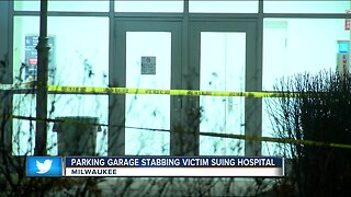 Woman stabbed multiple times in the Ascension Columbia St. Mary's parking garage now suing hospital