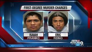 Accused carjacking killers face numerous charges - Video