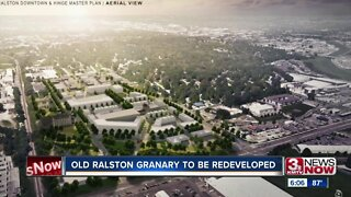 Old Ralston Granary to Be Redeveloped