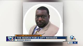 Council to hold meeting about city manager - Video
