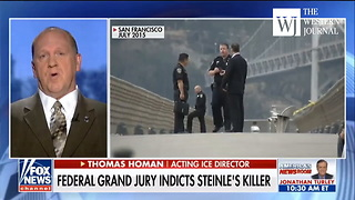 Federal Grand Jury Delivers Brutal Blow To Kate Steinle's Killer (Clip)