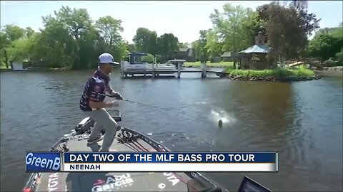 MLF Bass Pro Tour with Shaw Grigsby