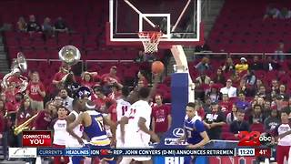 CSUB drops 4th straight 70-55 on the road vs. Fresno State - Video