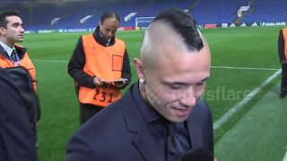 Nainggolan 'tempted' by future Premier League switch - Video