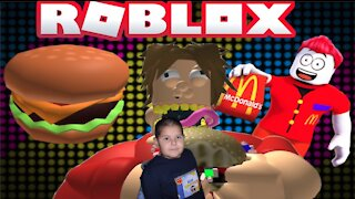 Roblox Escape The Giant Fat Guy Obby