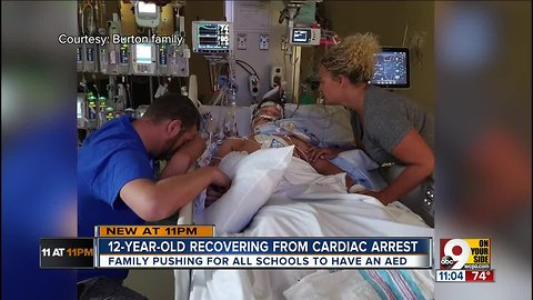 12-year-boy has heart attack during baseball practice