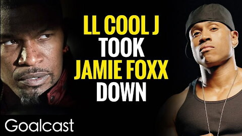 Ll Cool J's Feud With Jamie Foxx Nearly Cost Him His Career | Life Stories By Goalcast