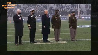 Army vs Navy game