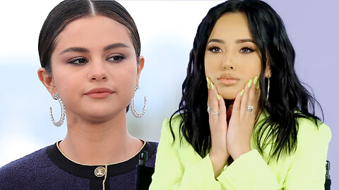 Becky G CLAPS BACK At Fans Saying She SHADED Selena Gomez! Hailey Bieber Has BABY FEVER!