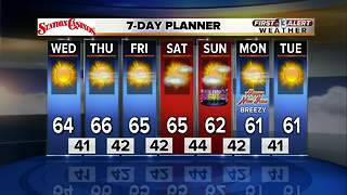13 First Alert Weather for December 27 2017 - Video