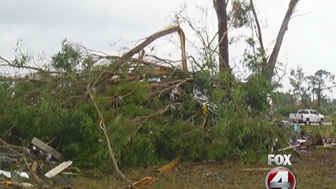 2016: Year of Tornadoes, Hurricanes & Heat Records