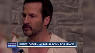 Lancaster-born actor shines bright on big screen in the Queen City - Video