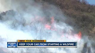 Simple steps to stay fire-safe on the roads - Video