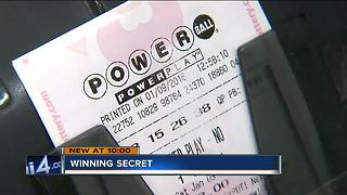 Players share their winning secrets to the Wisconsin State Lottery - Video