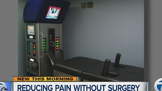 HealthQuest helping reduce back pain without surgery and donating to THAW - Video