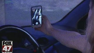 Michigan State Police launch distracted driving campaign - Video