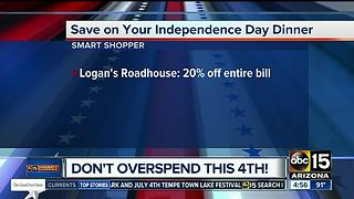 Save on your 4th of July dinner tonight! - Video