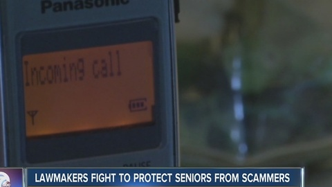 Lawmakers fight to protect seniors from scammers