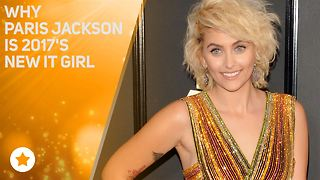 Paris Jackson's taking over Hollywood