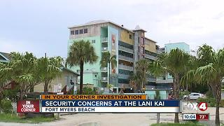 Security concerns arise following alleged sexual assault on Fort Myers Beach