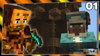 Start Before 1.17 • Minecraft Survival Let's Play [Part 1]
