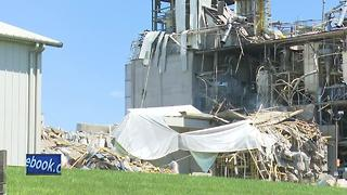 An update from Didion Milling, Almost all employees return to work, after explosion  6pm - Video