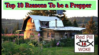 Top 10 Reasons to be a Prepper