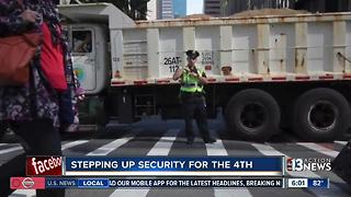 Security concerns for the Fourth of July - Video