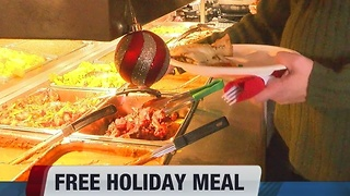 Madhuban Indian restaurant in Boise serves up free meals all day Christmas Day - Video