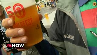 Summerfest starts off soggy this year - Video