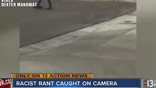 Man captures neighbor's racist rant on camera - Video