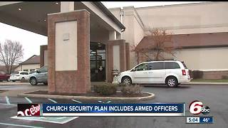 Church plans to add armed security team to help keep parishioners safe - Video