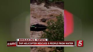 73-Year-Old Still Missing After Dozens Rescued From Cummins Falls State Park - Video