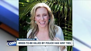 Bride-to-be fatally shot by police grew up in WNY - Video