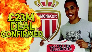 OFFICIAL: Monaco Sign Belgium Wonderkid Youri Tielemans! | Transfer Talk - Video
