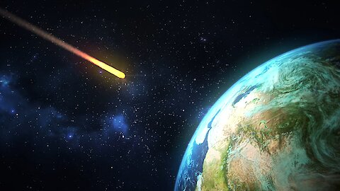 What Is The LARGEST Impact Event On Earth In Recorded History?