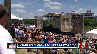 CMA Fest Continues With Day 3 - Video
