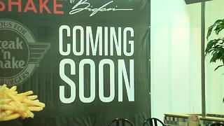 RAW VIDEO: Steak 'n Shake to open at UA - Video