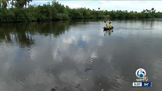 Scientists, county leaders looking to solve Treasure Coast bacteria issues - Video