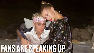 Fans Aren't Happy About A Video Justin Bieber Posted While On Vacation With Hailey