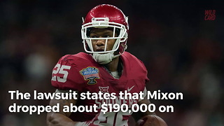 Bengals' Joe Mixon Hit With Lawsuit For Unpaid Jewelry - Video
