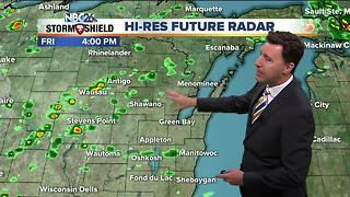 Michael Fish's NBC26 Afternoon Weather Update - Video